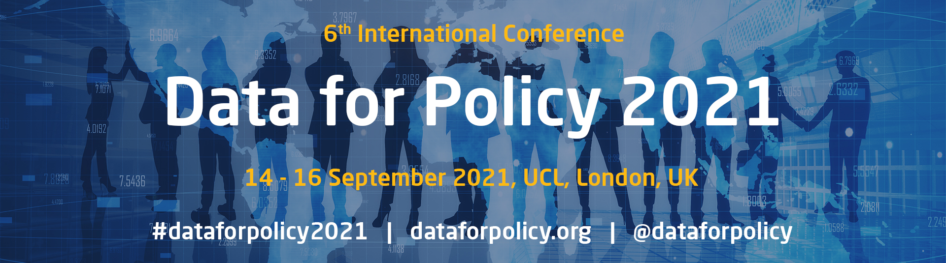 Data for Policy 2021 2